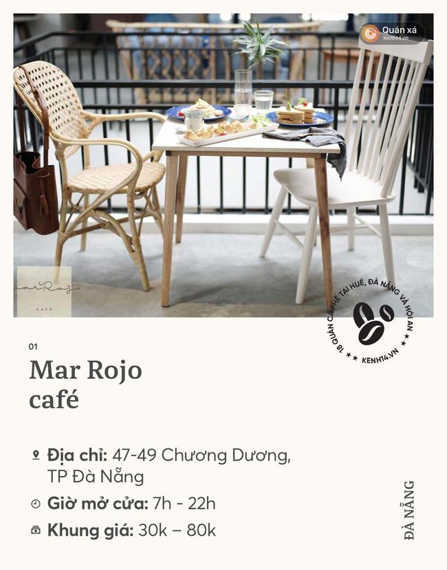 Cẩm nang những quán cà phê cực xinh cho ai sắp đi Huế - Đà Nẵng - Hội An - Ảnh 13.