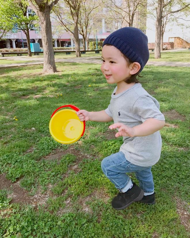 Nhóc tì Nhật Bản siêu cấp đáng yêu, mới 2 tuổi đã có 80k lượt theo dõi - Ảnh 13.