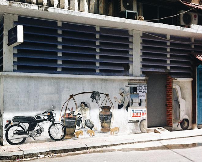 Vạn lần ngược xuôi Sài Gòn nhưng không phải ai cũng thấy những bức tranh tường chất ngất như thế! - Ảnh 13.