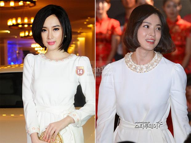 Thiên hạ đệ nhất sao chép phong cách của showbiz Việt: có lẽ là Angela Phương Trinh? - Ảnh 13.