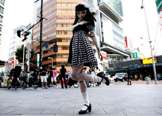Chân dung búp bê sống tại Nhật Bản: Khi ranh giới giữa người và búp bê gần như bị xóa nhòa - ảnh 13