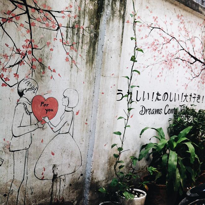 Vạn lần ngược xuôi Sài Gòn nhưng không phải ai cũng thấy những bức tranh tường chất ngất như thế! - Ảnh 14.