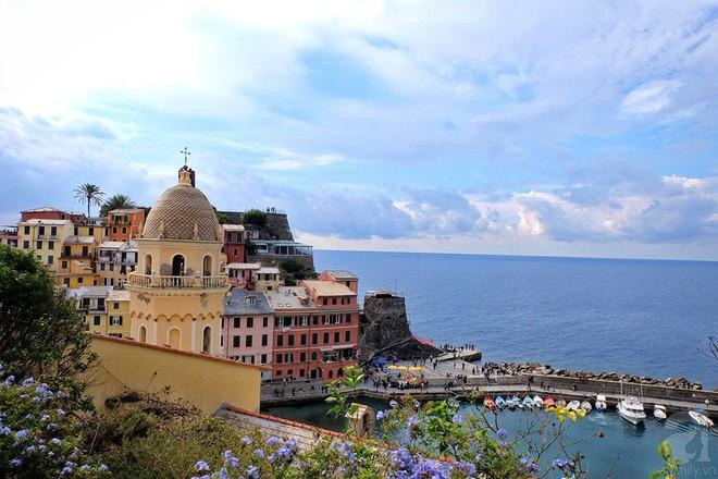 Cinque Terre – Chạm tay vào giấc mơ mang màu cổ tích của nước Ý - Ảnh 14.