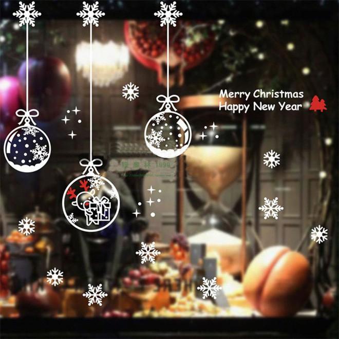 Mang không khí Giáng sinh đến từng khung cửa sổ nhà bạn với hàng loạt ý tưởng trang trí sáng tạo - Ảnh 14.