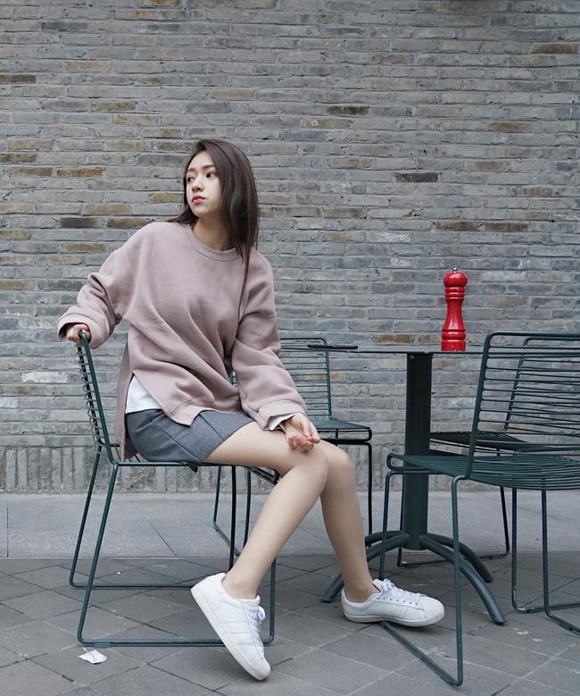 Cô bạn Trung Quốc dáng đẹp, mặt xinh đến mức con gái cũng ưng muốn xỉu! - Ảnh 15.