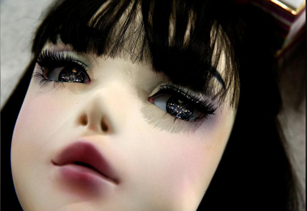 Chân dung búp bê sống tại Nhật Bản: Khi ranh giới giữa người và búp bê gần như bị xóa nhòa - ảnh 15