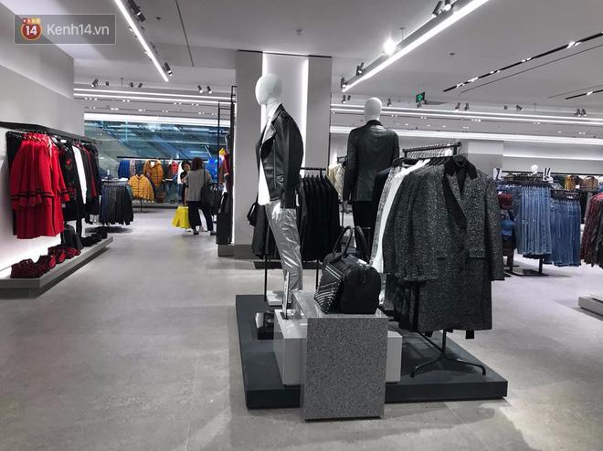 HOT: Tận mặt ngắm trọn 3 tầng của store Zara Hà Nội, to và sáng nhất phố Bà Triệu - Ảnh 15.