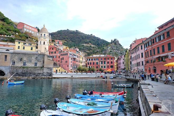 Cinque Terre – Chạm tay vào giấc mơ mang màu cổ tích của nước Ý - Ảnh 15.