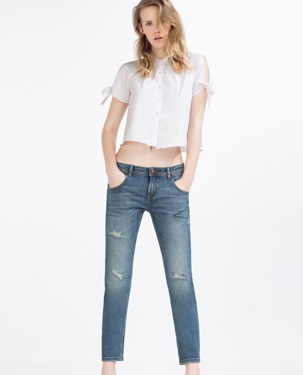 Vóc dáng mình thế nào thì mình chọn quần jeans như thế! - Ảnh 16.
