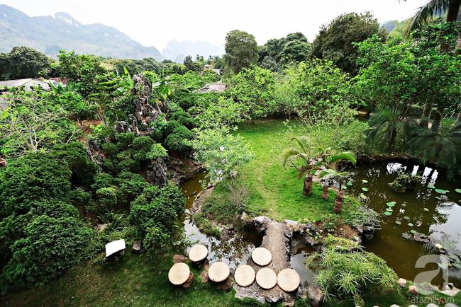 Nhà vườn xanh mát bóng cây, hoa nở đẹp cách Hà Nội 45 phút chạy xe - Ảnh 16