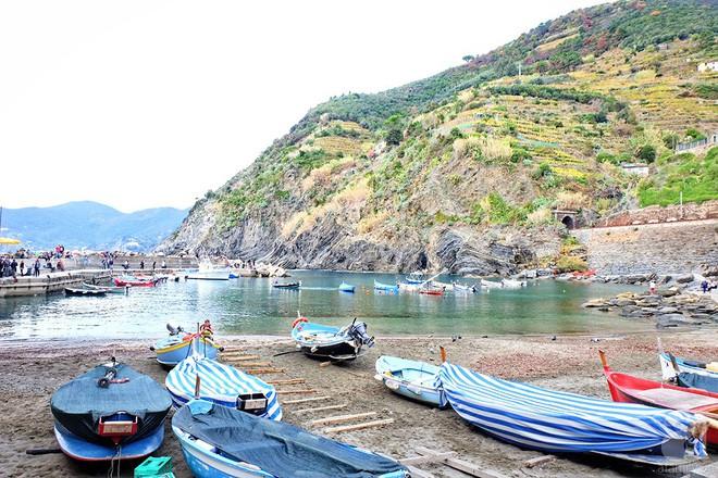 Cinque Terre – Chạm tay vào giấc mơ mang màu cổ tích của nước Ý - Ảnh 16.