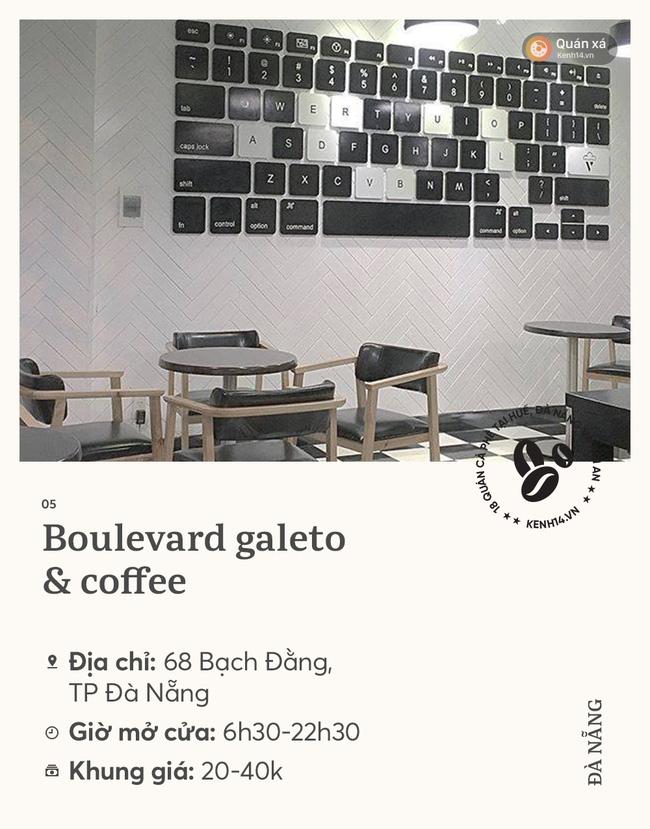Cẩm nang những quán cà phê cực xinh cho ai sắp đi Huế - Đà Nẵng - Hội An - Ảnh 17.
