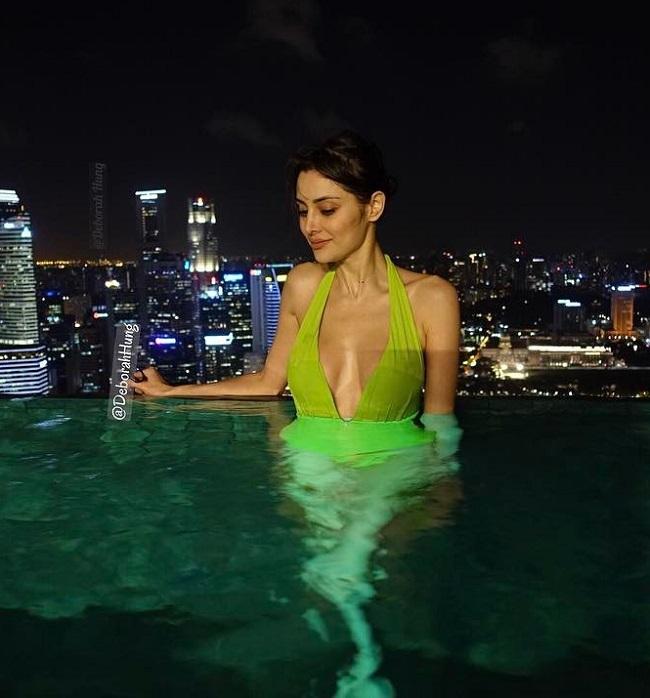 Bồ, vợ quá nóng bỏng của 2 tỷ phú khét tiếng nhất Macao - Ảnh 17.