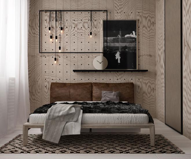 Hai căn hộ 35m² với phong cách trang trí công nghiệp nhưng lãng mạn đến khó tin - Ảnh 17.