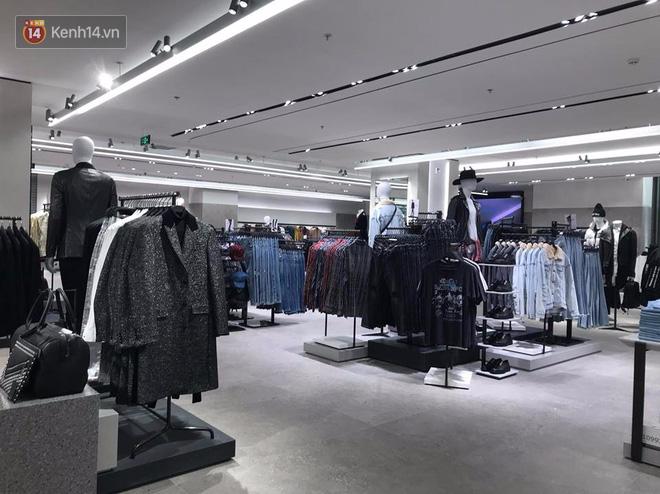 HOT: Tận mặt ngắm trọn 3 tầng của store Zara Hà Nội, to và sáng nhất phố Bà Triệu - Ảnh 17.