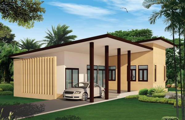 Chẳng cần cao tầng, 9 ngôi nhà 1 tầng này cũng đủ khiến bạn hài lòng về cả thiết kế lẫn công năng - Ảnh 19.