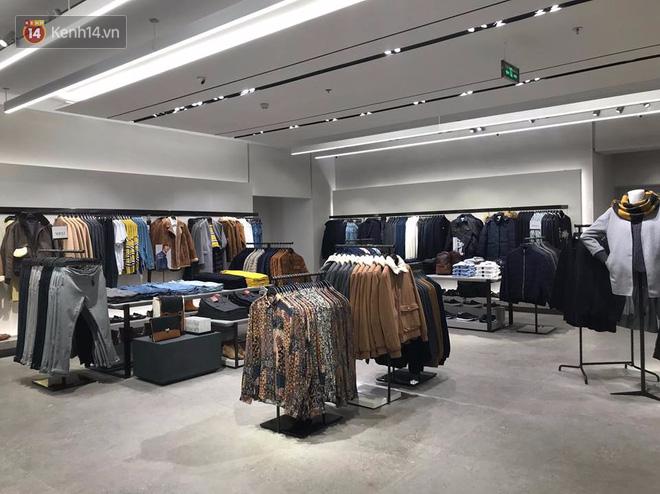 HOT: Tận mặt ngắm trọn 3 tầng của store Zara Hà Nội, to và sáng nhất phố Bà Triệu - Ảnh 18.