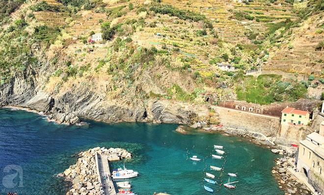 Cinque Terre – Chạm tay vào giấc mơ mang màu cổ tích của nước Ý - Ảnh 18.