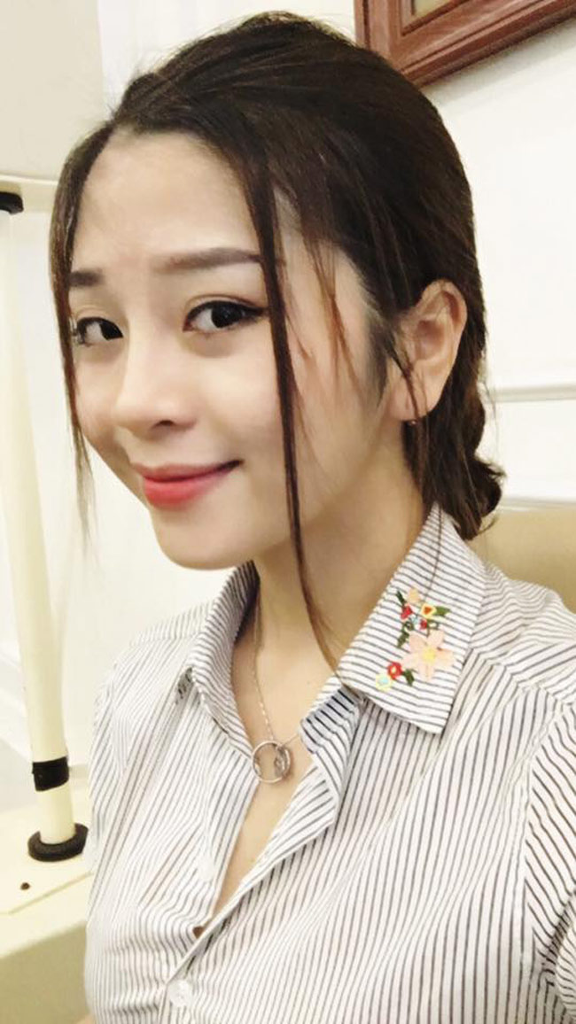 Cô gái Quảng Ninh vừa chia tay tuổi học trò.