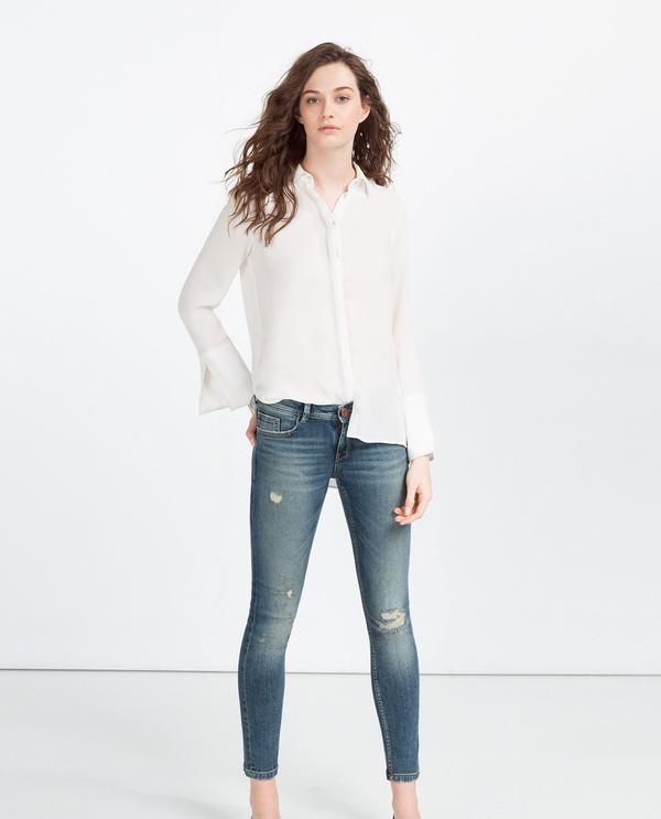 Vóc dáng mình thế nào thì mình chọn quần jeans như thế! - Ảnh 18.
