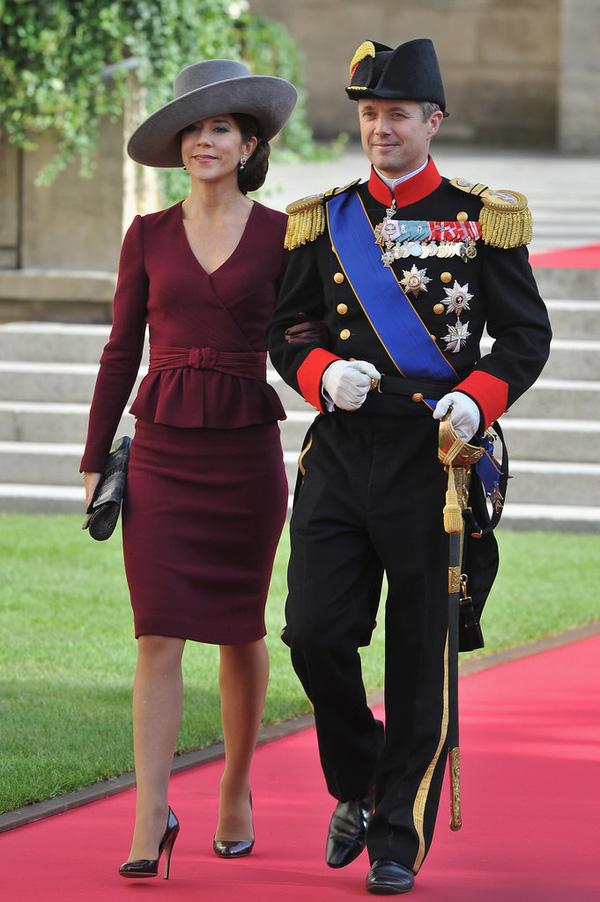 Có một vị công nương còn mặc đẹp hơn cả Kate Middleton - Ảnh 22.