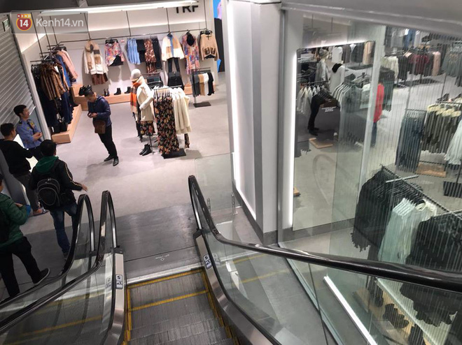 HOT: Tận mặt ngắm trọn 3 tầng của store Zara Hà Nội, to và sáng nhất phố Bà Triệu - Ảnh 20.