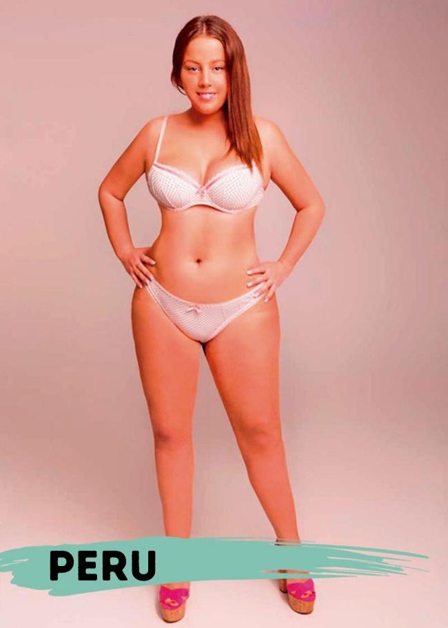 Nếu bạn còn nghĩ mình béo thì cứ tự tin lên, tiêu chuẩn cái đẹp chẳng ở đâu giống nhau cả - Ảnh 3.
