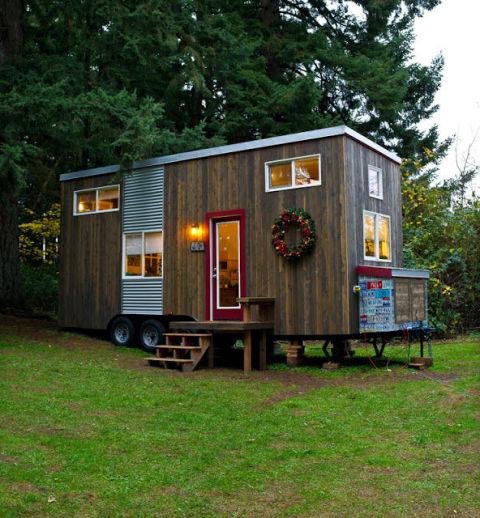 9 mẫu nhà nhỏ xinh đẹp phổ biến nhất thế giới - Ảnh 3.