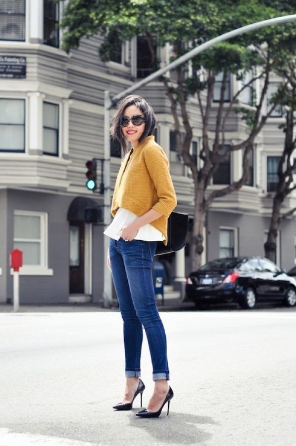 Đã mặc quần jeans mà kết hợp cùng 6 món đồ này thì đảm bảo đẹp chẳng cần lý do! - Ảnh 6.