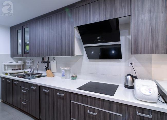 Căn hộ 120m² qua 3 năm sử dụng vẫn mới do cặp vợ chồng 8x tự tay thiết kế - Ảnh 6.
