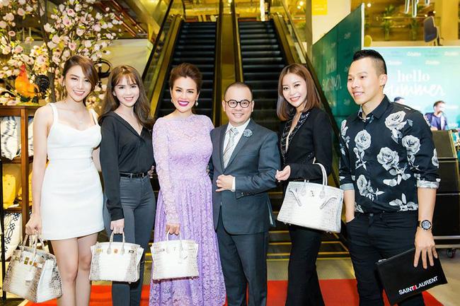 Bị tố dùng hàng fake, Hoa hậu Hải Dương - chủ nhân chiếc Birkin giá 5 tỷ đồng xin miễn đôi co - Ảnh 3.