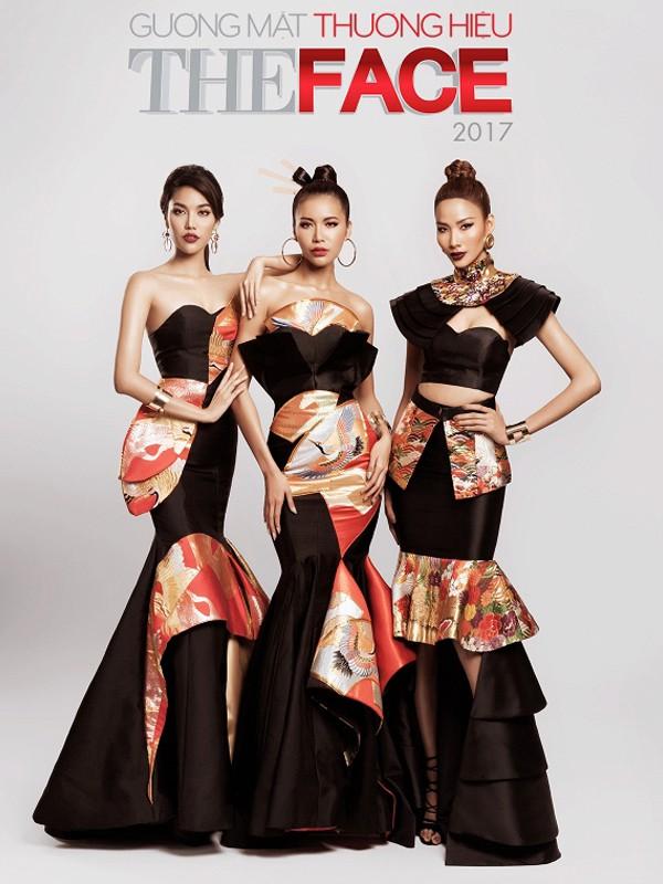 The Face - The Look - Vietnams Next Top Model chính thức về cùng một nhà - Ảnh 3.