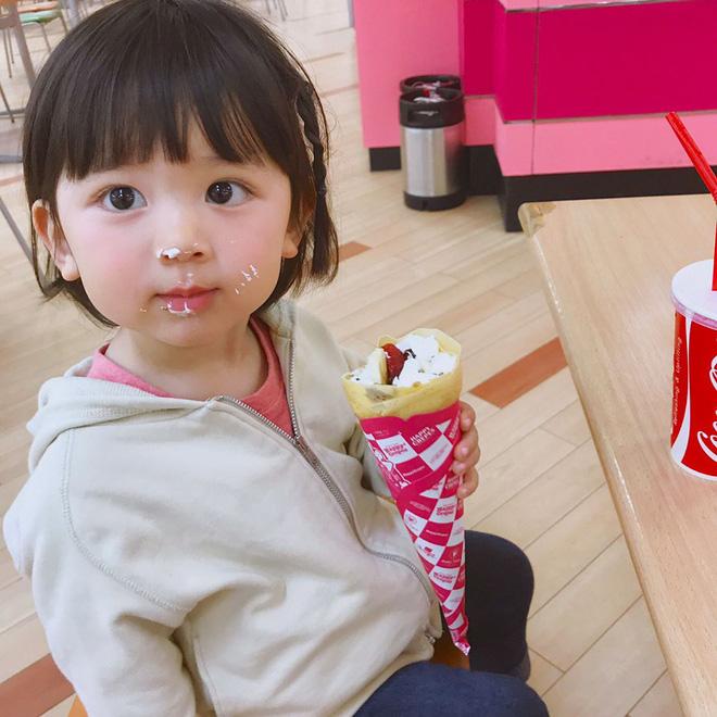 Nhóc tì Nhật Bản siêu cấp đáng yêu, mới 2 tuổi đã có 80k lượt theo dõi - Ảnh 3.