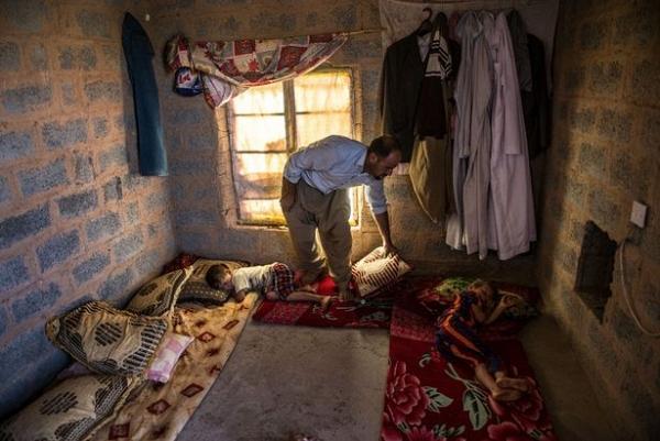 Ngày của cha: Những người cha trong cuộc chiến chống lại cái ác để bảo vệ con gái ở Iraq - Ảnh 3.