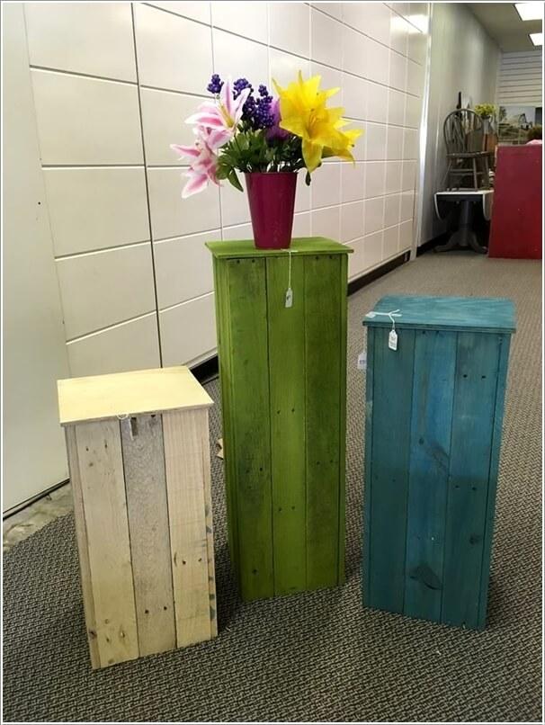 Pallet gỗ - vật liệu rẻ tiền nhưng cực hiệu quả trong việc giúp ngôi nhà đẹp và tiện nghi hơn - Ảnh 3.