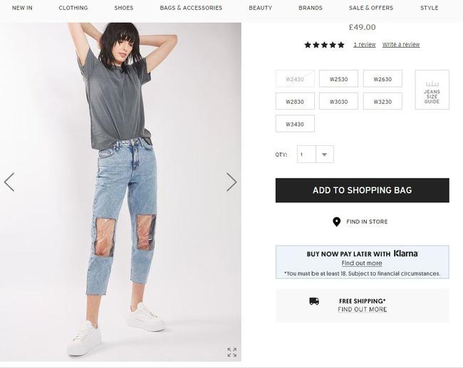 Quần jeans mà thế này thì đúng là thách thức nhau quá nhỉ! - Ảnh 10.