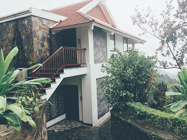 2 resort có bể bơi vô cực đẹp ngất ngây, cách Hà Nội chỉ 1 đêm đi tàu - Ảnh 11.