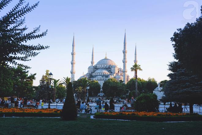 Istanbul - ai rời đi cũng mang theo một mối tình - Ảnh 16.