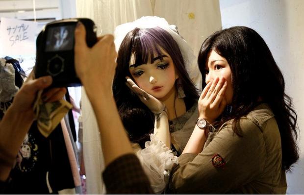 Chân dung búp bê sống tại Nhật Bản: Khi ranh giới giữa người và búp bê gần như bị xóa nhòa - ảnh 3