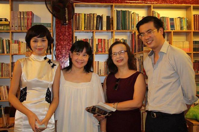 Linh Lê - Nữ nhà văn xinh đẹp sắp lên xe hoa với BTV Quang Minh là ai? - Ảnh 6.
