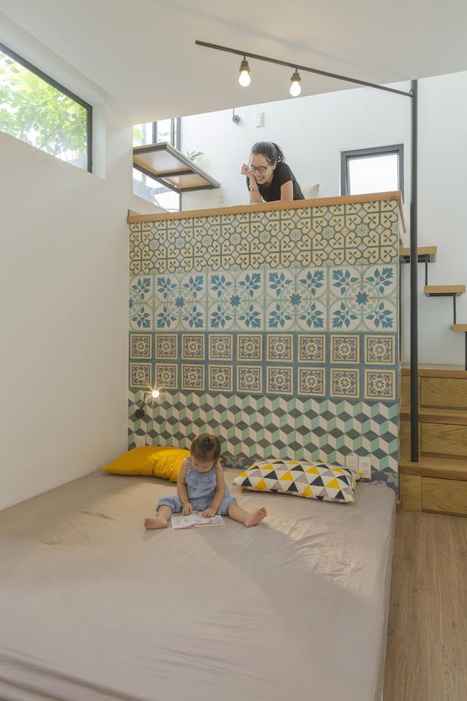 Ngôi nhà 18m² trong hẻm nhỏ vạn người mê của cặp vợ chồng trẻ ở Sài Gòn - Ảnh 20.