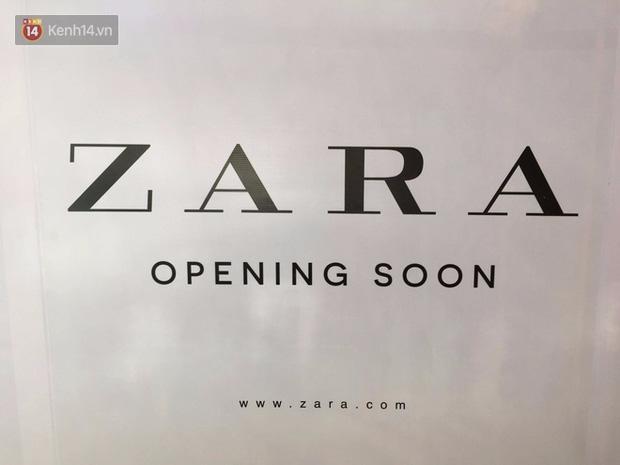 Zara Việt Nam xác nhận ngày khai trương chính thức store thứ 2 tại Vincom Bà Triệu vào ngày 9/11 tới - Ảnh 3.