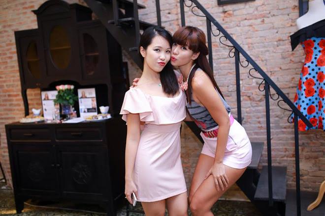 Hà My - cô em gái nóng bỏng và biết cách tận hưởng cuộc sống của siêu mẫu Hà Anh - Ảnh 3.