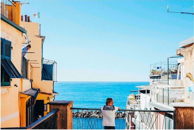 Cinque Terre – Chạm tay vào giấc mơ mang màu cổ tích của nước Ý - Ảnh 3.