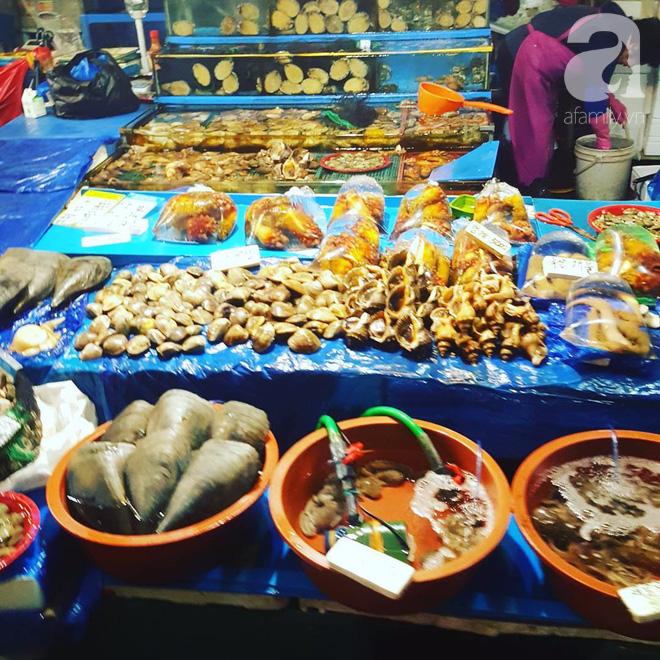 Đi Seoul mà mê hải sản, nhất định phải đến chợ Norangjin - Ảnh 3.