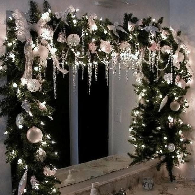 Mang không khí Giáng sinh đến từng khung cửa sổ nhà bạn với hàng loạt ý tưởng trang trí sáng tạo - Ảnh 3.