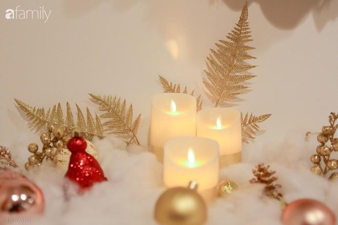 Hai căn hộ được trang trí đậm vị Giáng sinh với chi phí chỉ dưới 10 triệu đồng ở Hà Nội - Ảnh 19.