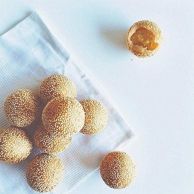 Mách bạn 4 hàng bánh rán chỉ từ 1k mà chủ hàng lúc nào cũng niềm nở, thân thiện ở Hà Nội - Ảnh 22.