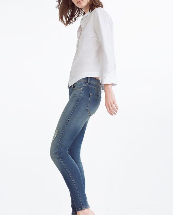Vóc dáng mình thế nào thì mình chọn quần jeans như thế! - Ảnh 21.