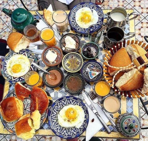 Vòng quanh thế giới, xem bữa sáng của các nước khác nhau thế nào - Ảnh 12.
